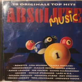 Absolut Music 1